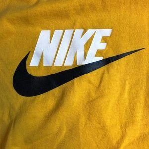 Vintage Nike 90's Swoosh Logo T Shirt Top